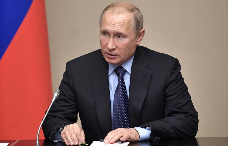 Путин не принимал решения об изъятии сверхдоходов несырьевых компаний