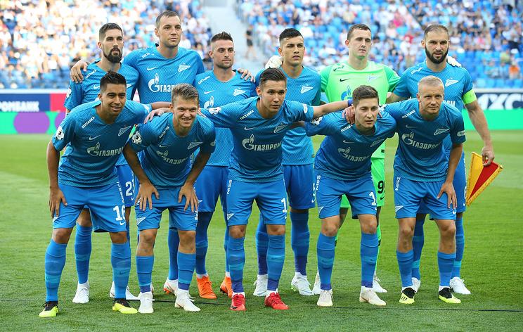 'Матч ТВ' покажет игру квалификации ЛЕ между 'Зенитом' и минским 'Динамо' в прямом эфире