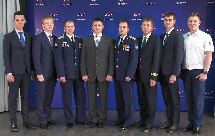 В новый отряд космонавтов вошли восемь человек
