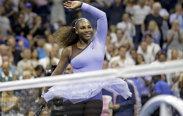 Уильямс обыграла Севастову и вышла в финал US Open