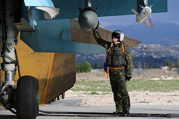 США подготовились к удару России по «своим» территориям в Сирии