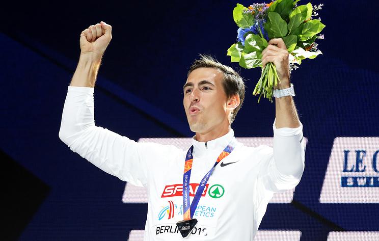 Шубенков восстановился после травмы и готов выступить на Континентальном кубке IAAF