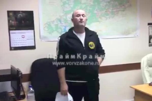 Вор в законе Зураб Кутаисский спрятался у тещи