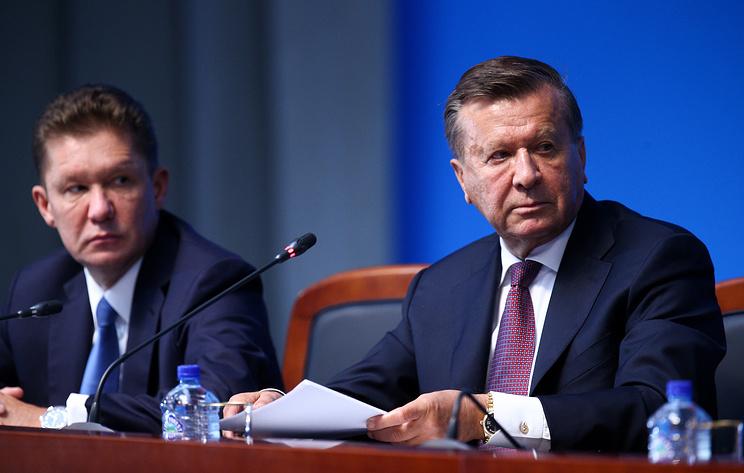 Руководители 'Газпрома' Миллер и Зубков попали в ДТП в Москве