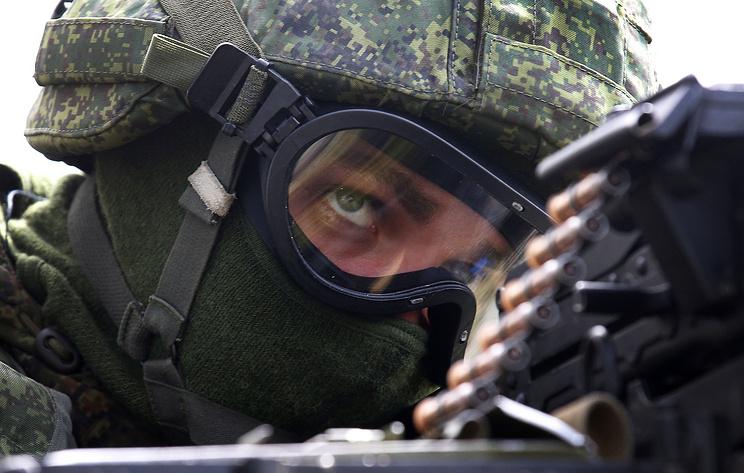 Спецназ в ходе учений в ЦВО уничтожил бандгруппы условного противника