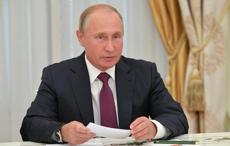 Путин принял приглашение посетить Вьетнам с официальным визитом