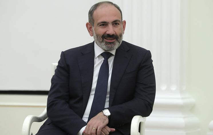 Пашинян заявил об отсутствии проблем в армяно-российских отношениях