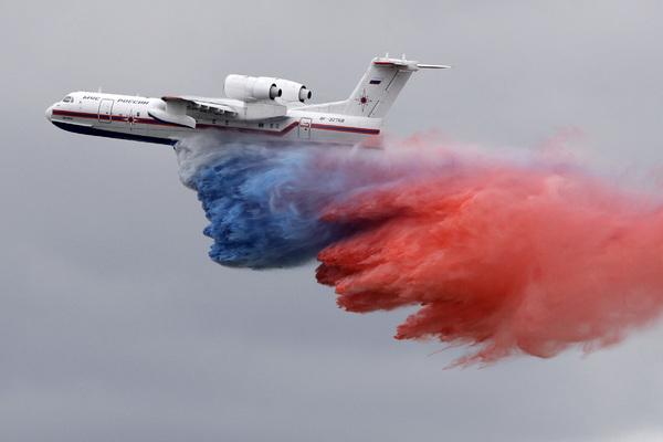 Россия поставит в США самолеты-амфибии