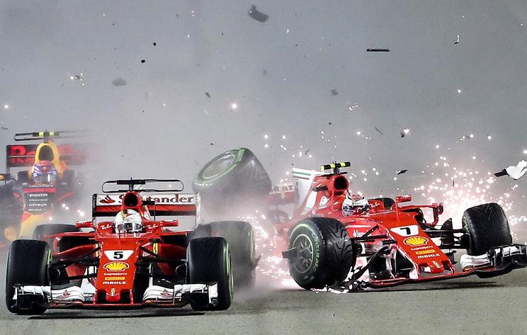 Чемпионат 'Формулы-1' продолжится ночным этапом в Сингапуре