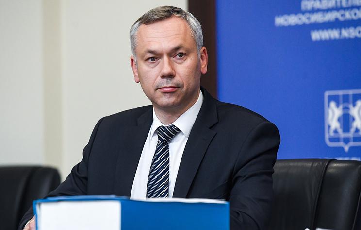 фото главы администрации новосибирской области значит, высока вероятность