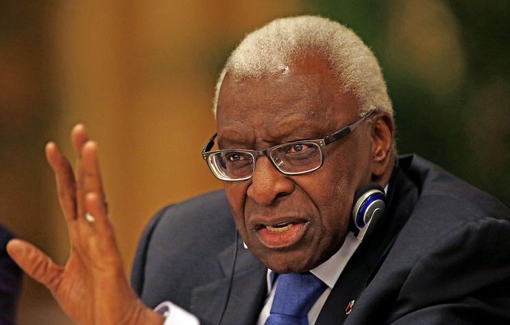 СМИ: IAAF открыла расследование в отношении экс-главы организации Диака