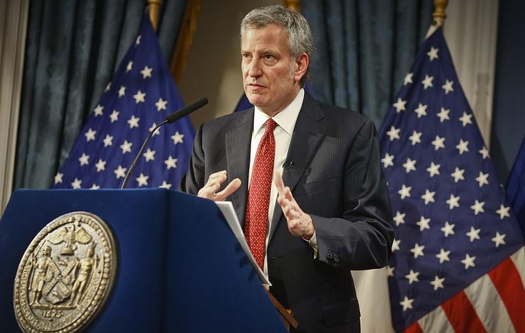 Мэр Нью-Йорка пообещал взыскать с Трампа все недоплаченные городу налоги