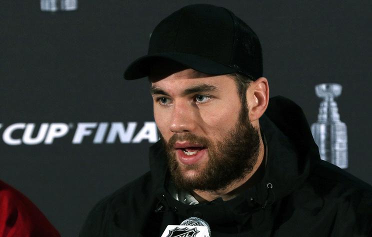 """Игрок клуба НХЛ """"Вашингтон"""" Уилсон дисквалифицирован на 20 матчей за грубую игру"""