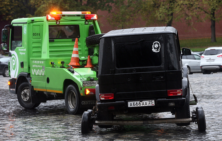 Угрожавший взрывом машины в Москве хотел через Золотова передать информацию для президента