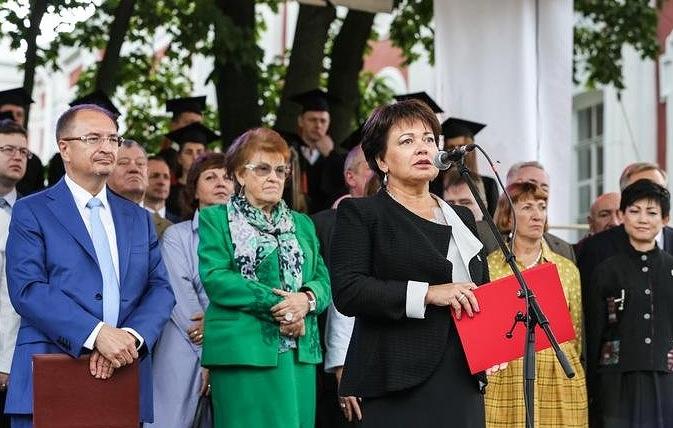 И.о. полпреда президента в СЗФО назначена Любовь Совершаева