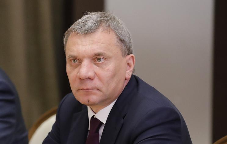 Борисов: кадровые решения в Роскосмосе будут приняты в случае установления виновных