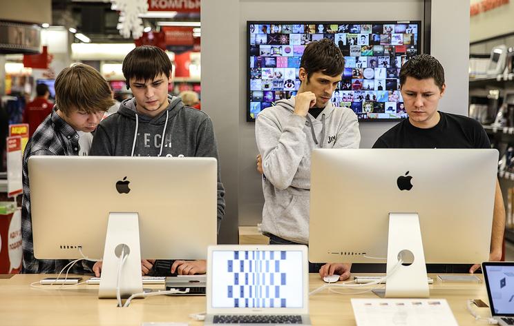 Исследование: продажи компьютеров Apple в мире упали в третьем квартале на 11%