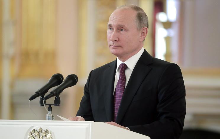 Путин: РФ категорически не согласна с использованием в международных делах диктата силы