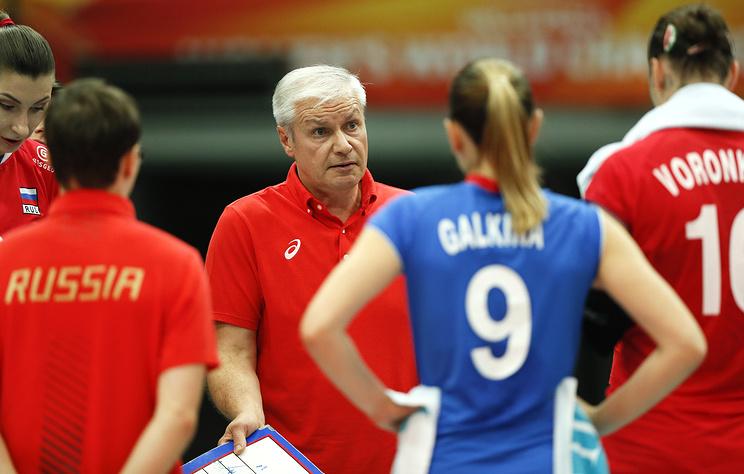 Женская сборная России по волейболу завершила выступление на чемпионате мира в Японии
