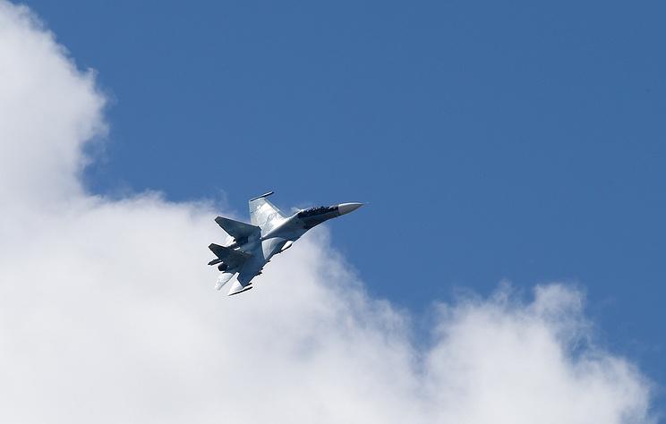 Российские летчики за неделю четыре раза поднимались на перехват у границ РФ