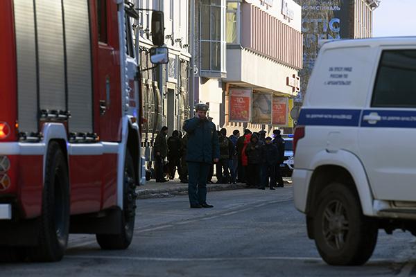 У взорвавшего здание ФСБ анархиста нашелся товарищ с бомбой в Москве