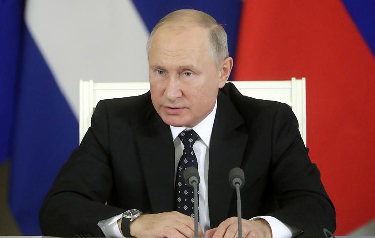 Выступление Путина на форуме активных граждан 'Сообщество'. Видеотрансляция