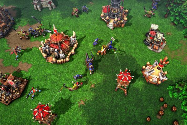 Blizzard перевыпустит Warcraft 3