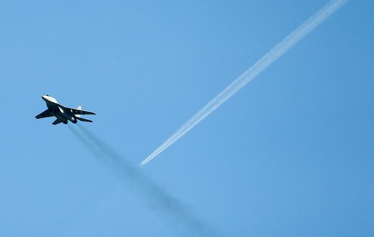 Истребитель МиГ-29М потерпел крушение в Египте
