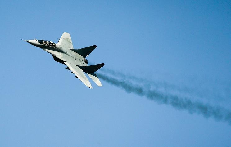 В армии Египта назвали причину крушения МиГ-29М