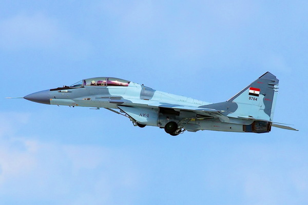 Названа причина аварии нового МиГ-29М