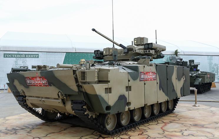 Более 10 тыс. современных образцов вооружения появилось у Сухопутных войск РФ