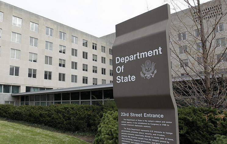 Госдеп: США будут исполнять закон о химоружии, требующий новых санкций против РФ