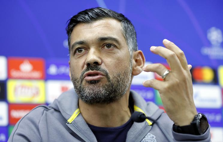 Тренер 'Порту': ужасные погодные условия не помешали нам хорошо сыграть с 'Локомотивом'