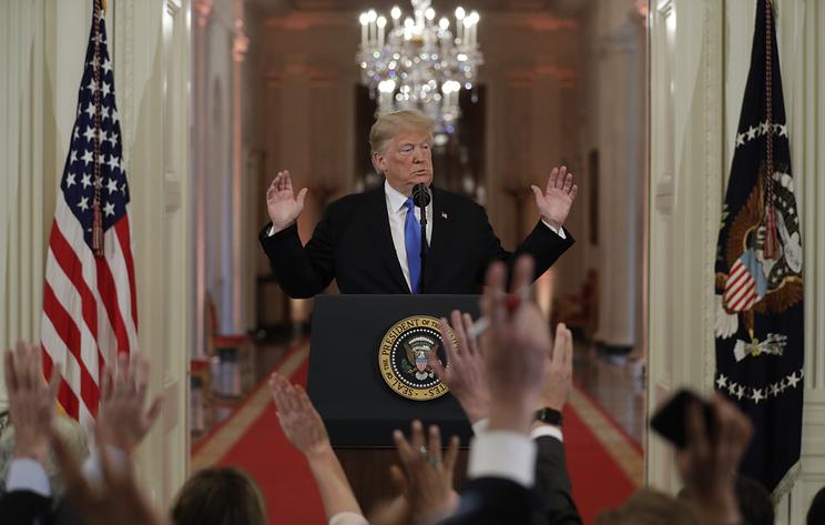 Трамп сообщил о возможных перестановках в своей администрации
