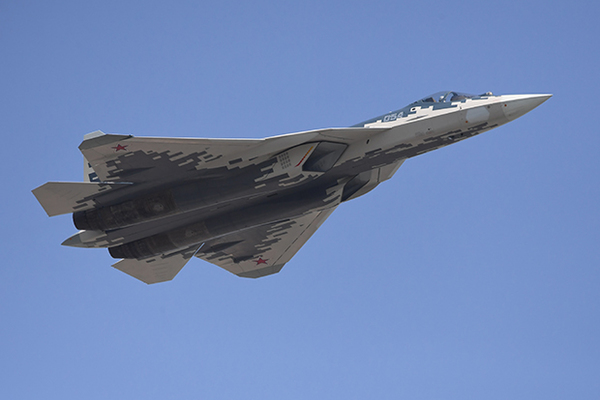Раскрыты новые возможности Су-57