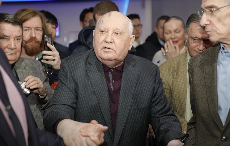Горбачев уверен, что у мира есть шанс избежать новой холодной войны