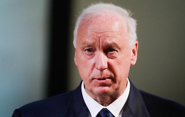 Бастрыкин отстранил от должности главу управления СК по Приморью