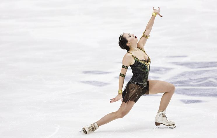 Фигуристка Туктамышева стартует на Гран-при Японии и постарается выйти в финал серии