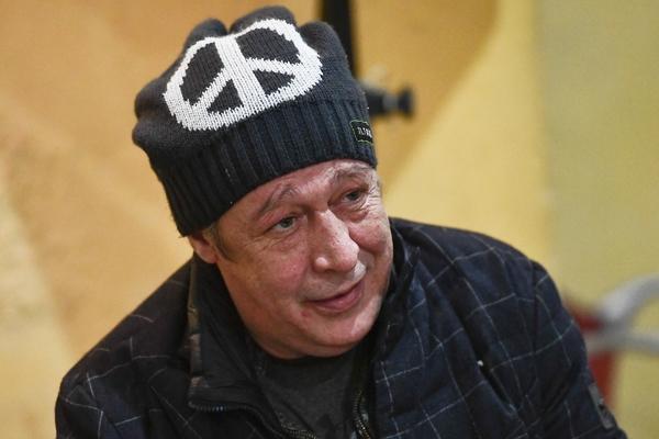 Ефремов отреагировал на предложение лишить его звания за «предательство Родины»