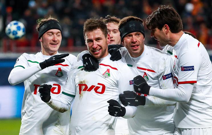 Крыховяк: 'Локомотиву' было крайне важно добыть первую победу в Лиге чемпионов