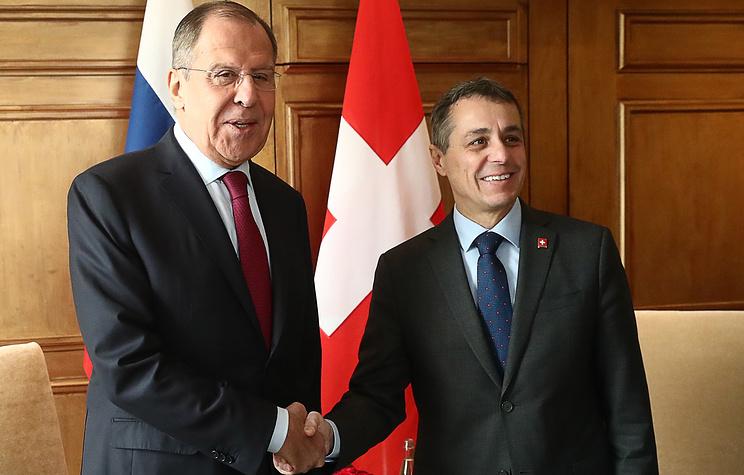 Лавров в Женеве поговорил о разведке и объяснил логику действий Киева