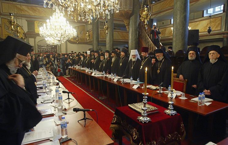 РПЦ отмечает 'очевидное торможение' планов Константинополя по автокефалии для Украины