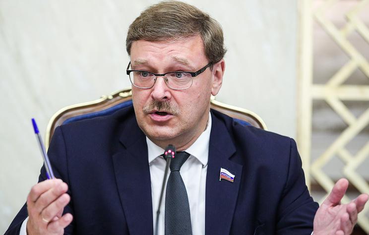 Косачев считает, что Трамп признал Крым российским, обосновывая отказ от встречи с Путиным