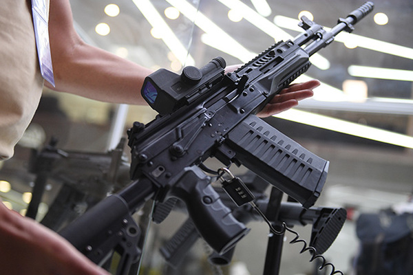 В США похвалили АК-308 за патроны НАТО