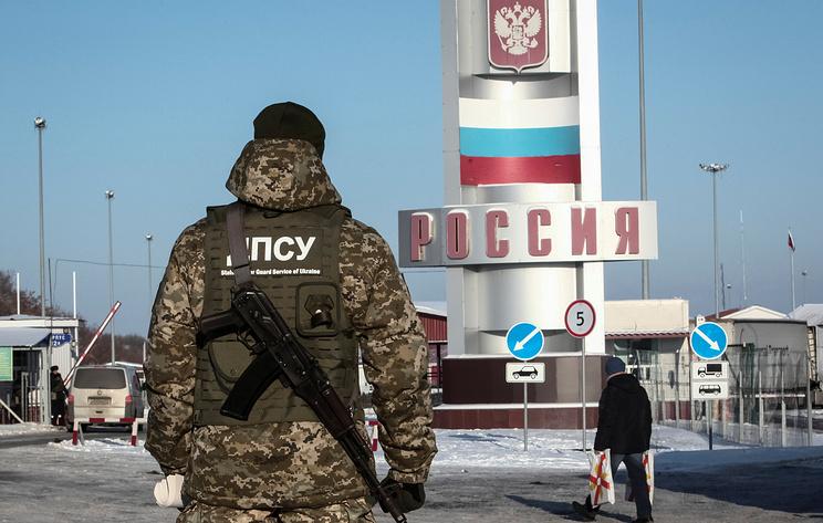 Киев запретил иностранным журналистам въезжать в Крым и Донбасс