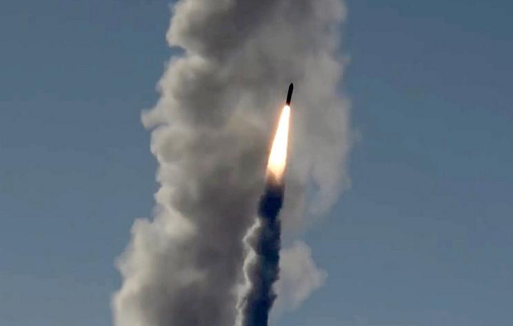 В России успешно испытали модернизированную ракету системы ПРО