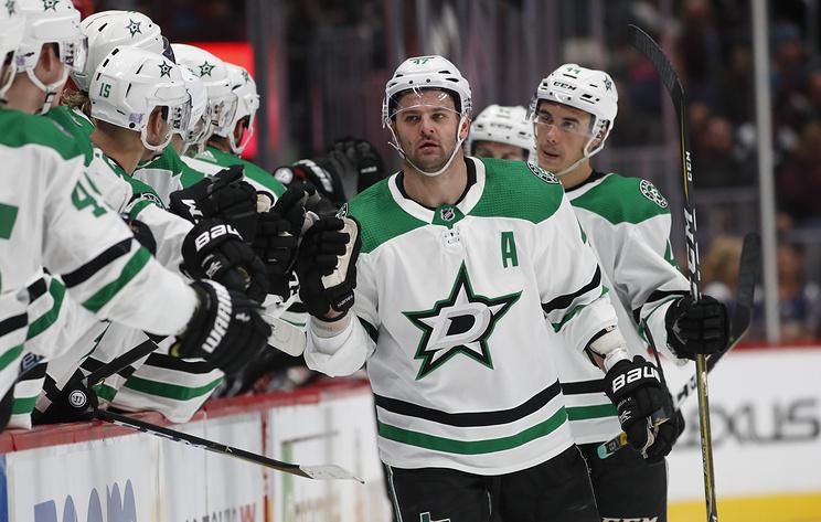 Шайба Радулова принесла 'Далласу' победу над 'Ванкувером' в матче НХЛ