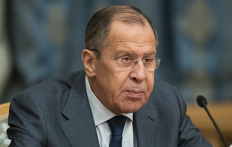 Лавров: европейские страны услышали позицию России по инциденту в Керченском проливе