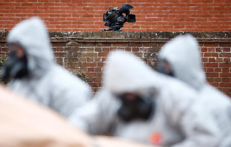 Журналист Первого канала отверг обвинения британской газеты о шпионаже съемочной группы