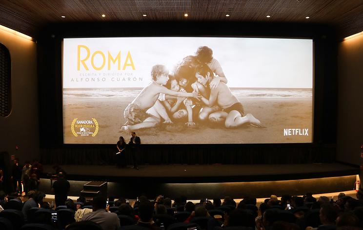 Драму 'Рома' номинировали на 'Золотой глобус' в категории 'Лучший иностранный фильм'